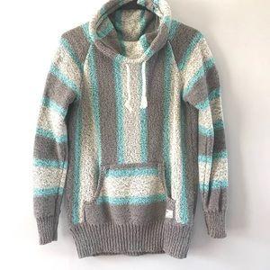 Aritzia TNA Striped Sweater